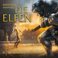 CD Cover Die Elfen - Die Schlacht am Mondstein