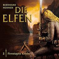 CD Cover Die Elfen - Firnstayns Kinder