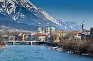 Die Stadt Innsbruck