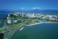 Die Stadt Cairns