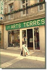 Magasin & atelier de poterie Arts-Terres, Bergerac