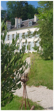 se marier dans un château tente CHAPITEAU BAMBOU  77 domaine salle de mariage champêtre romantique chic