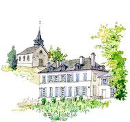 mariage champêtre france mariage au ch^teau se marier dans un château