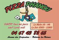 Pizza Phanou Balaruc les bains