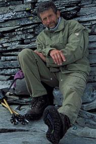 Norwegen 2003, Dovre Fjell