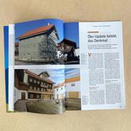 Mikado Ausgabe November 2020 Wolf Bavaria Bericht