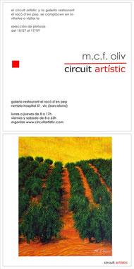 Exposición individual en Girona