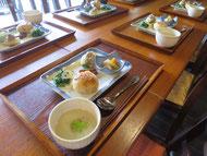 静岡にてマクロビオティック料理を提供しました。