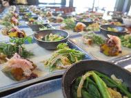 静岡にてマクロビオティック料理