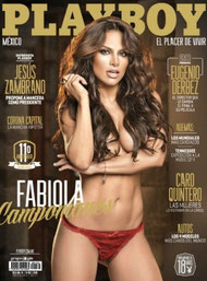 Playboy Mexico Oct 2013