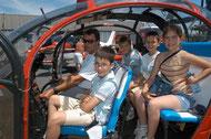 Baptême de l'air (avion, hélico,...), à Rodez