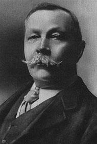 "Arthur Conan Doyle, ""père"" de Sherlock Holmes"