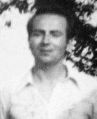 Pierre Gsell (1945-). Arrière-petit-fils d'Émile Gsell, en 1974.