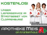 Apotheke Cloppenburg lieferservice kostenlos Medikamente Apotheke Meis am Krankenhaus Cloppenburg Am Krankenhaus 15 Johannes Meis