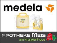 Medela Milchpumpe Symphony Verleih Apotheke Cloppenburg Apotheke Meis am Krankenhaus Cloppenburg