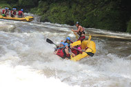 Combo: Canopy Rafting Baldi Hot Springs