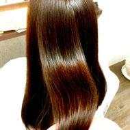 美容室 クラウドナイン ツヤ髪