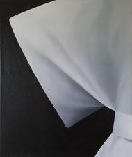 BERTRAM HASENAUER, UNTITLED, 2017, Öl auf Leinwand, 60 x 50 cm, € 5.500,--