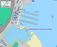 Port de Lézardrieux- Mise a l'eau