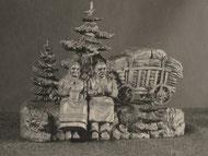 """Rudolf Kunis: """"Rast im Walde"""""""