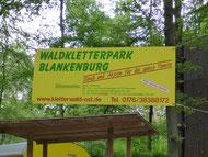Kletterwald Blankenburg