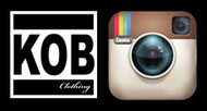 KOB Clothing Instagram