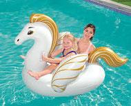 NEU in 2021: feiere deine eigene PEGASUS-PARTY!  Perfekt als Geburtstagsidee. Alle Teilnehmer:innen erhalten ihr eigenes Pegasus, Einhorn oder Flamingo zum mitnehmen.