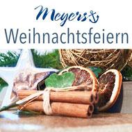 Meyers Gasthaus Maschen, Seevetal, Räumlichkeiten für Weihnachtsfeiern