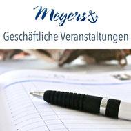 Meyers Gasthaus Maschen, Seevetal, Räumlichkeiten für Tagungen