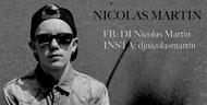 DJ Nicolas Martin