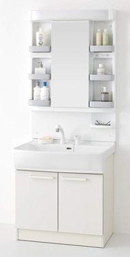 ノーリツ 洗面化粧台