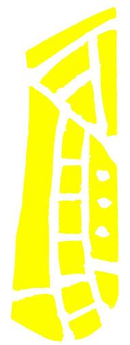 linoleum originale di Roberto Dossi (misura 120x35 mm circa)