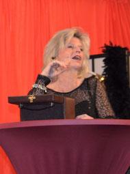 Ursula-Margarete Bloß, Unterhaltungsmusik und Showeinlagen