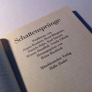 Mitteldeutscher Verlag, 1975.