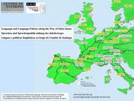 Sprachen und Sprachpolitik entlang des Jakobsweges, Romanisches Seminar der CAU zu Kiel: 28.05.2013