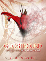 Ghostbound - love is stronger than death, Englisch, 368 Seiten