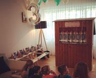 3. Kindergeburstag mit Kasperliunterhaltung