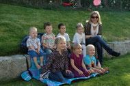 Kasperli mieten Garten Zuhause Kindergeburtstag