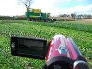 Récoltes d'épinards 2013