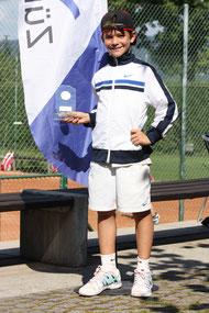 Sieger: Timo Wergen, R5, 6/1,6/2