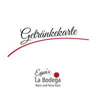 Getränkekarte Egon's La Bodega in Weiden i.d.Opf.