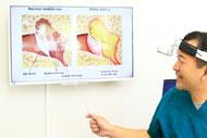 大阪府 堺市 耳鼻科 耳鼻咽喉科 しまだ耳鼻咽喉科 急性中耳炎 中耳炎 検査