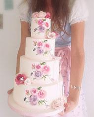 Hochzeitstorten - Danielas Cake Dream