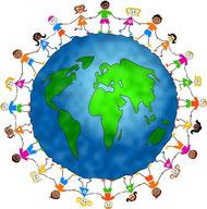Wir sind alle Kinder dieser Welt!
