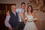 Bodas sorpresa del abuelo