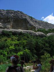 Ущелье Марьям-Дере