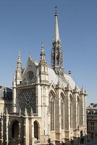 Sainte Chapelle - Paris