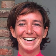 Loopbaancoach Jill Van den Branden bij WISL