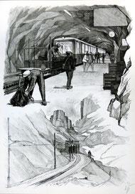 Nr. 1345 Station Jungfraujoch