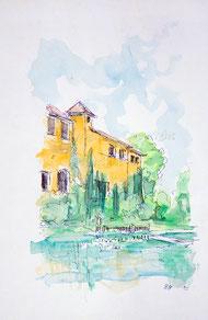 Nr. 401 Italienische Villa